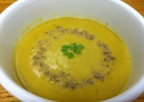 Нахутена крем супа