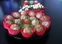Годжи бонбони с кашу и фурми